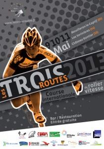 Les 3 routes 2013