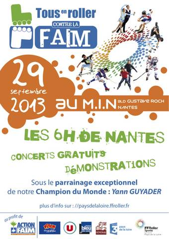 6h Nantes 2013