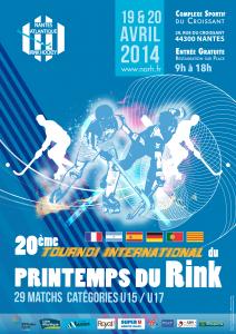 Tournoi Paques NARH 2014