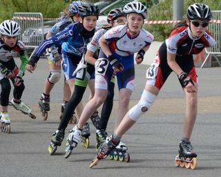 Course régionale à Basse Indre
