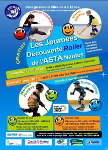 Affiche découverte ASTA 2014