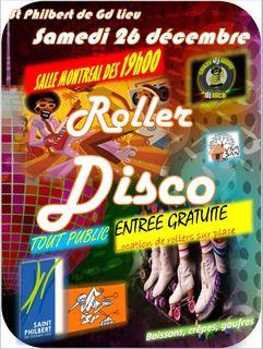 Roller boom Saint Philbert
